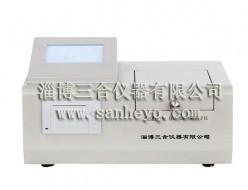 河北SHSRX-3型自动水溶性酸测定仪