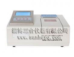 安徽SHSZ-3型石油产品酸值自动测定仪