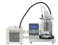 SHMD-3型石油产品密度测定仪
