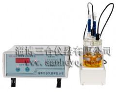 SFY-01A型微量水分测定仪